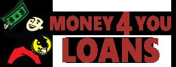 Money 4 You Loans Logo